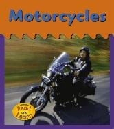 9781403408815: Motorcycles (Wheels, Wings, and Water)