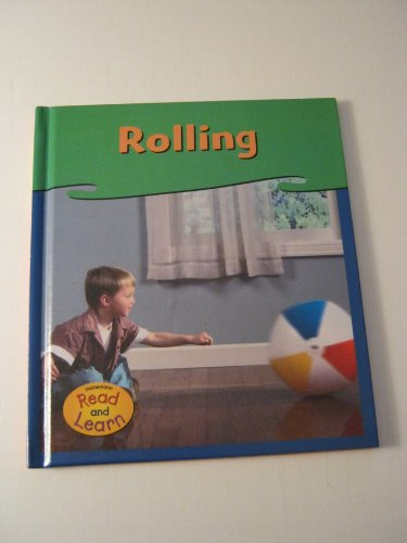 Rolling (Investigations (Heinemann Hardcover)): Whitehouse, Patricia