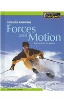 9781403409515: Forces and Motion: From Push to Shove (Science Answers)