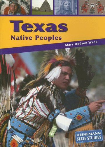 9781403426970: Texas Native Peoples (State Studies-Texas)