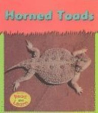 9781403433282: Horned Toads (Tiny-Spiny Animals)