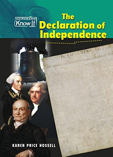 9781403434319: The Declaration of Independence (Historical Documents)