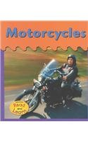 9781403436214: Motorcycles (Wheels, Wings, and Water)