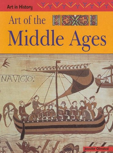 9781403440198: Art of the Middle Ages (Art in History)