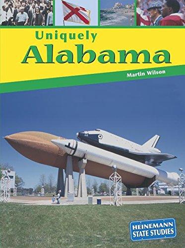 9781403445001: Uniquely Alabama (State Studies)