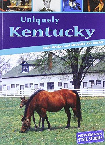 Uniquely Kentucky (State Studies): Michelle Aki, Maki