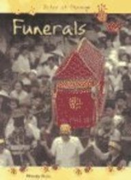 9781403445964: Funerals (Rites of Passage)