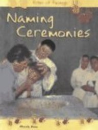 Naming Ceremonies (Rites of Passage): Ross, Mandy