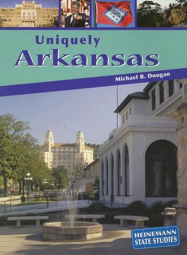 9781403447128: Uniquely Arkansas (State Studies)