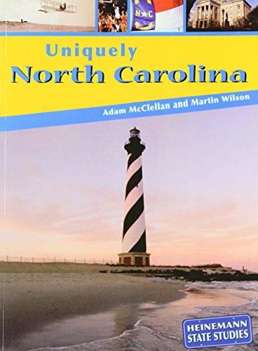9781403447227: Uniquely North Carolina (State Studies)