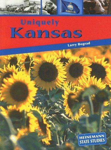 9781403447234: Uniquely Kansas (State Studies)