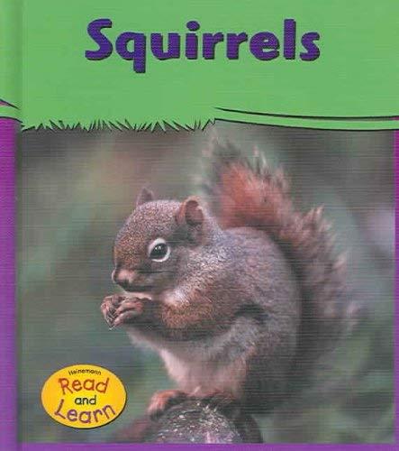 Squirrels (My Big Backyard): Schaefer, Lola M.
