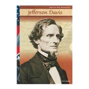 Jefferson Davis (American War Biographies): Carter, E. J., Hossell, Karen Price