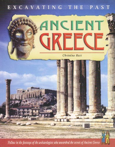 9781403454577: Ancient Greece (Excavating the Past)