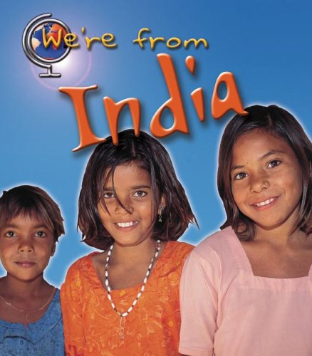 9781403457851: India (We're From . . .)