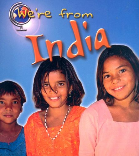 9781403457929: India (We're From . . .)