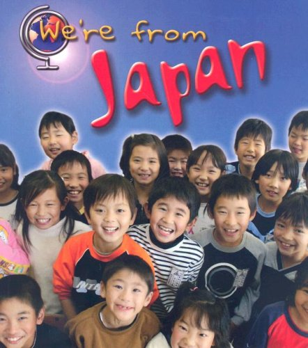 Japan (We're From . . .): Vic Parker