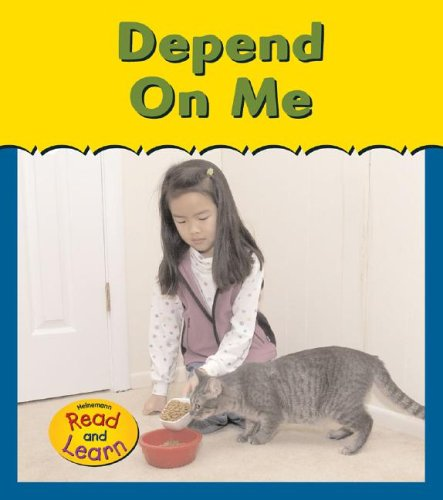 9781403460714: Depend On Me (You And Me)