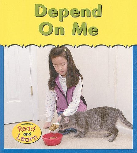 9781403460790: Depend On Me (You and Me (Heinemann))