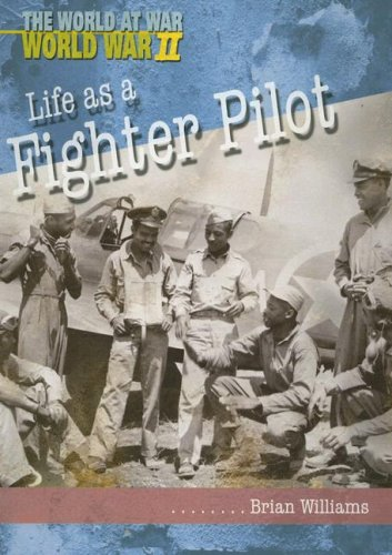 Life as a Fighter Pilot (The World at War): Williams, Brian