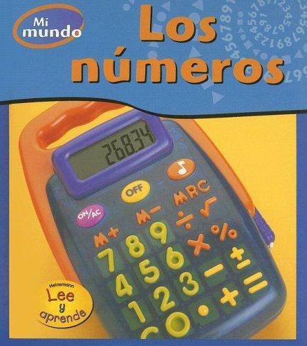 Los números (Mi Mundo) (Spanish Edition): Merttens, Ruth