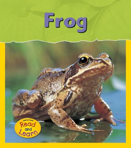 9781403467720: Frog (Life Cycles (Heinemann Library))
