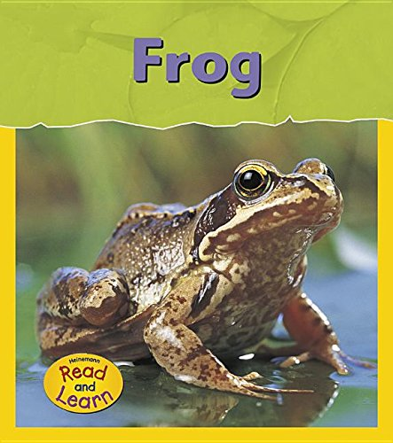 9781403467775: Frog (Life Cycles)