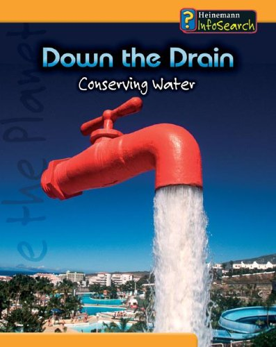 9781403468451: Down the Drain: Conserving Water (You Can Save the Planet)
