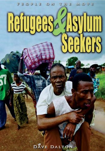 9781403469618: Refugees & Asylum Seekers (People on the Move)
