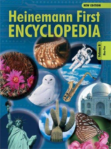 Heinemann First Encyclopedia Volume 8: Mou-Pen (Heinemann First Encyclopedia New Edition): Vickers,...