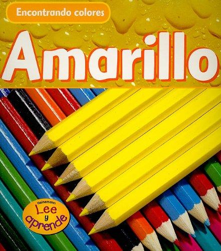 Amarillo (Finding Colors) (Spanish Edition): Anderson, Moira