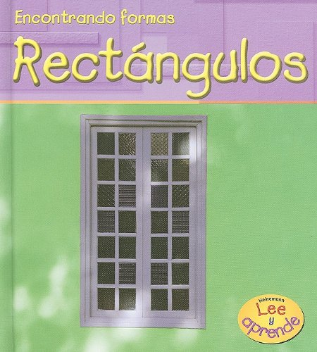 9781403474902: Rectángulos (Encontrando Formas) (Spanish Edition)