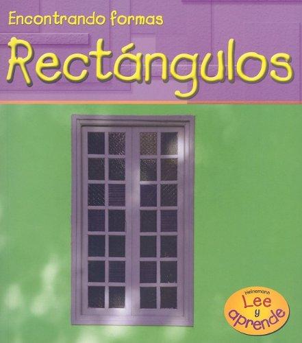 9781403474964: Encontrando formas Rectangulos (Finding Rectangles) (Spanish Edition)