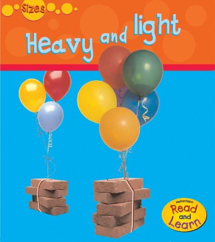 9781403475701: Heavy and Light (Sizes)