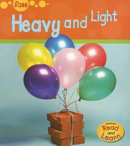 9781403475756: Heavy and Light (Sizes)