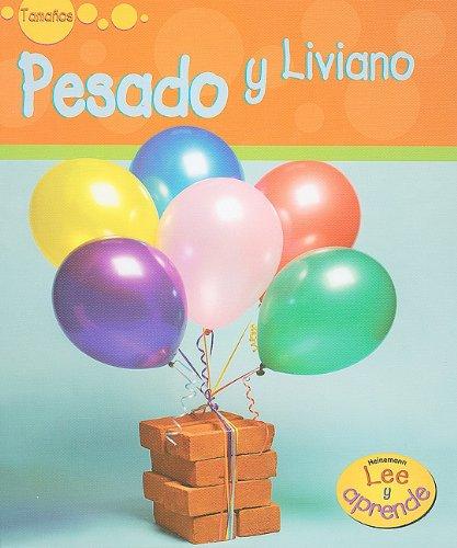9781403475855: Pesado y Liviano (Tamaños) (Spanish Edition)