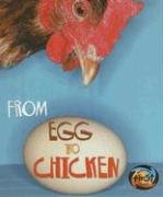 9781403478580: From Egg to Chicken (How Living Things Grow)