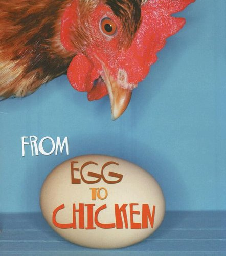 9781403478672: From Egg to Chicken (How Living Things Grow)