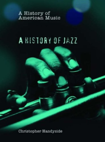 9781403481498: A History of Jazz (History of American Music)