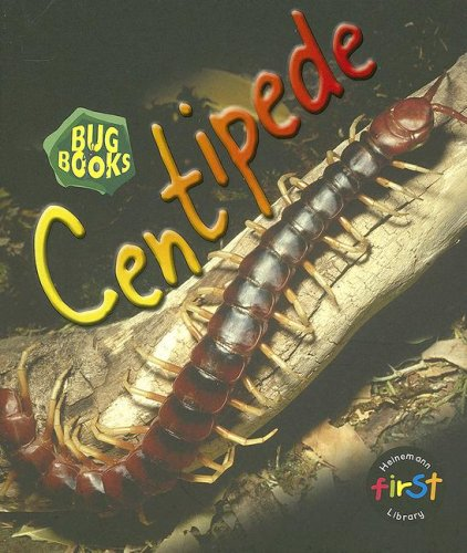 Centipede (Bug Books): Hartley, Karen, Macro,