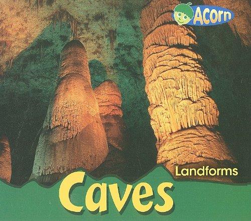9781403484406: Caves (Landforms)