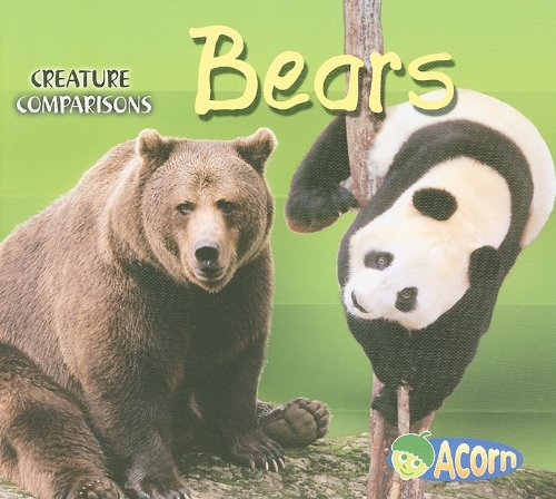 9781403484543: Bears (Creature Comparisons)
