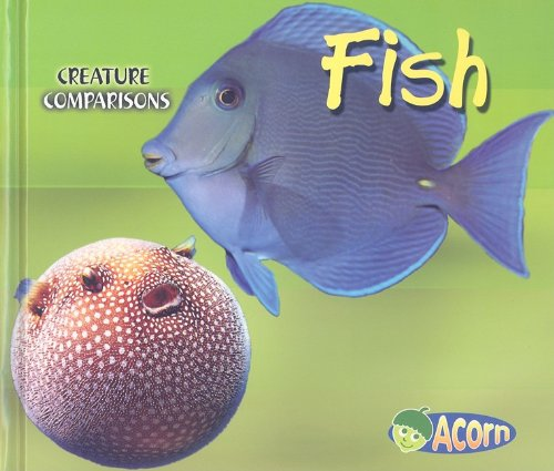 9781403484574: Fish (Creature Comparisons)