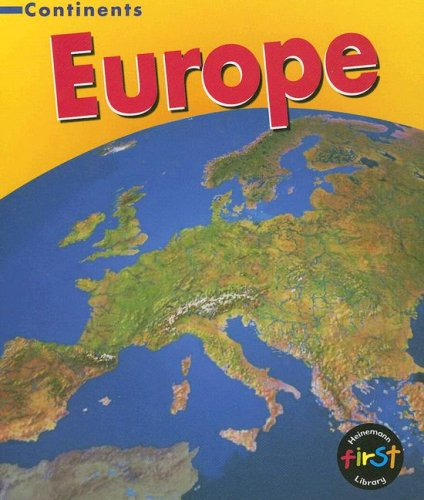 9781403485434: Europe (Continents)