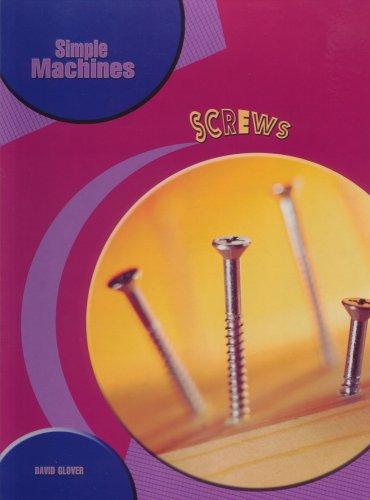 9781403485953: Screws (Simple Machines)
