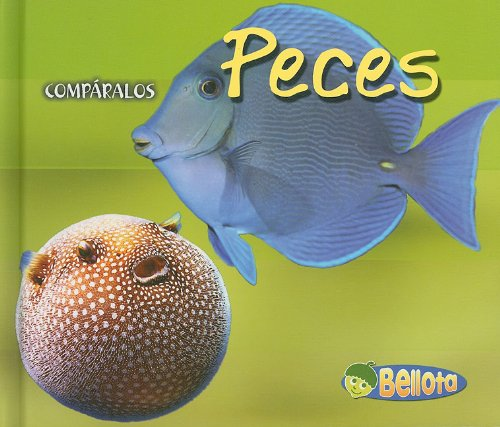 9781403486981: Peces (Compáralos) (Spanish Edition)
