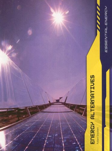 Energy Alternatives (Essential Energy): Snedden, Robert