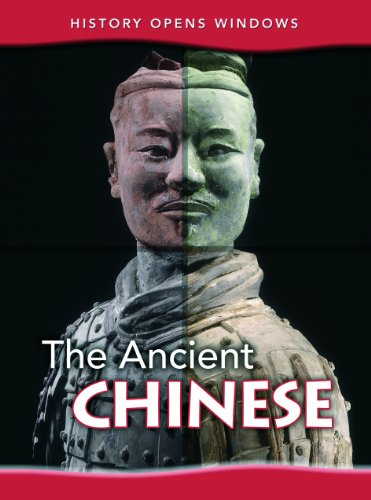 9781403488091: The Ancient Chinese (History Opens Windows)