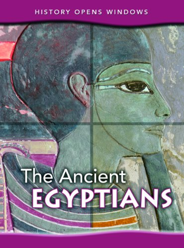 The Ancient Egyptians (History Opens Windows): Shuter, Jane