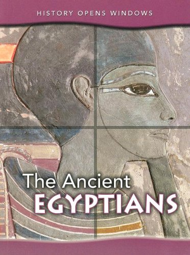 9781403488176: The Ancient Egyptians (History Opens Windows)